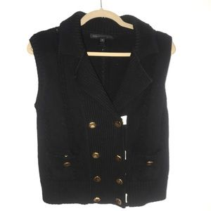 Marc by Marc Jacobs Knit Military Vest